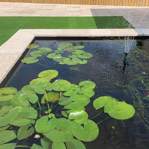 GHL Garden Features Pond Truro